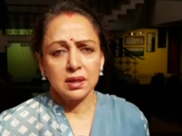 Hema Malini sad on the sudden demise of Bollywood actress Sridevi