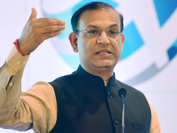 Jayant Sinha avoids comment on father Yashwant meeting Mamata