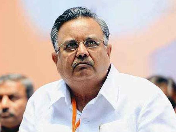 मुख्यमंत्री रमन सिंह सुकमा नक्सली हमले की निंदा की है