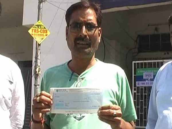 Money withdrawn using fake cheque and sign in Kanpur