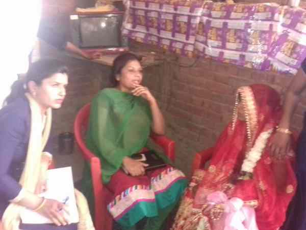 Police has registered child marriage report in Bulandshahr