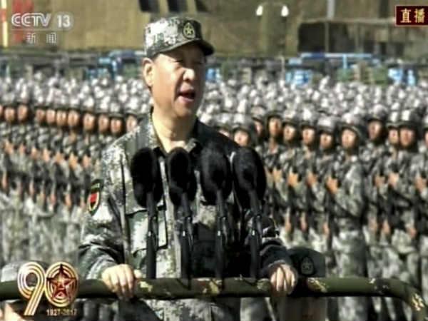 यह भी पढ़ेंं-शी जिनपिंग ने भारत से लगी सीमा पर दिए चीनी सेना की तैनाती के आदेश!