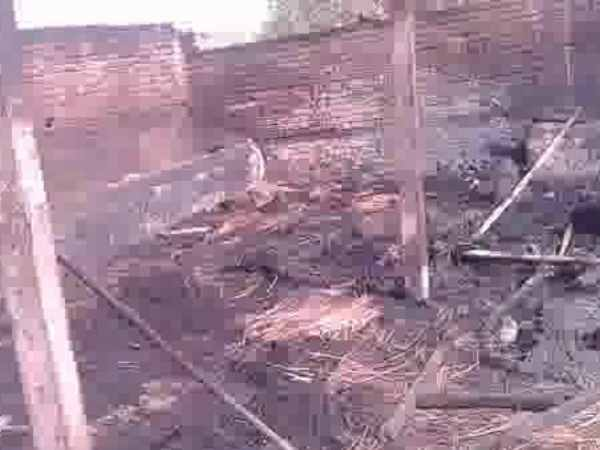 High voltage current passed from houses, one killed in Meerut