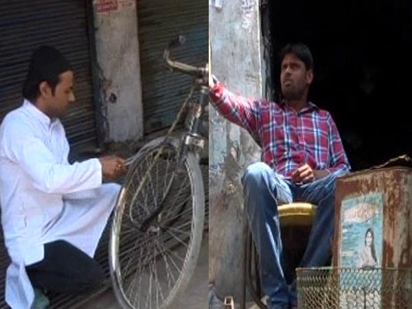 meerut due to fear of up police encounters criminals open puncture shops
