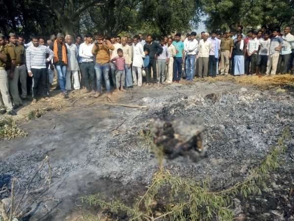 Woman's charred body found after Holika burning in Kanpur