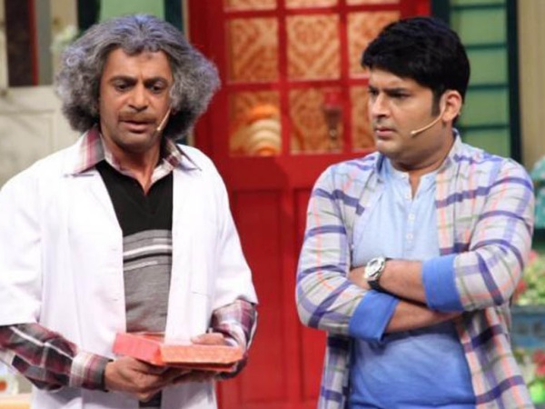 Is Kapil Sharma trying to rekindle friendship with 'Pataakha' actor Sunil Grover