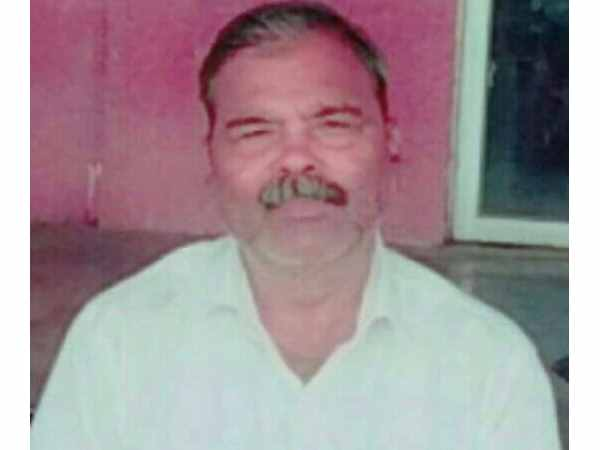 a man missing in Mathura, found on the railway track of Maharashtra