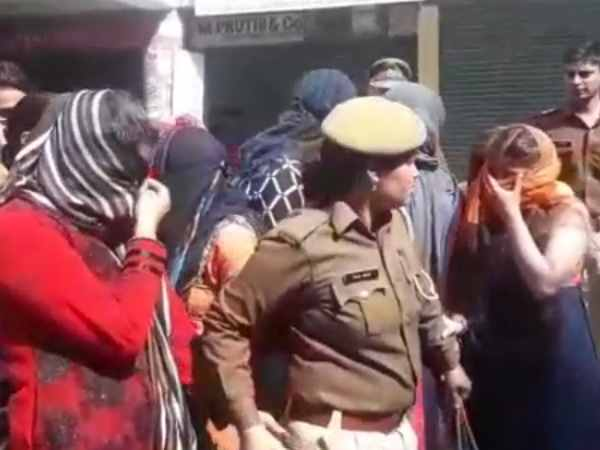 Police in Meerut disclose the fake marriage bureau