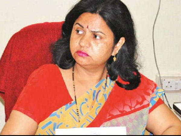 गेहूं घोटाले में निष्कासित राजस्थान की IAS अधिकारी निर्मला मीणा फरार