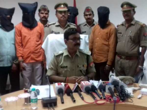 Highway looters arrested by Etawah police