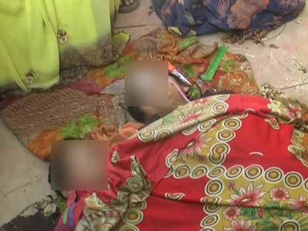 Wife gave poison to children and suicide in Kanpur