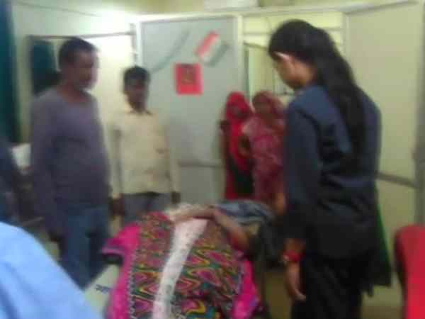 acid attack woman while sleeping in unnao