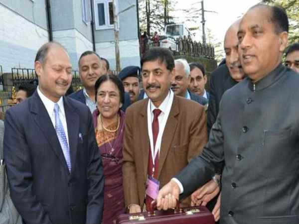 First budget of CM Jairam Thakur in Himachal Pradesh