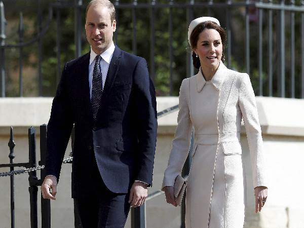 ts a Boy! Prince William and Kate Middletons Third Royal Baby Is Here