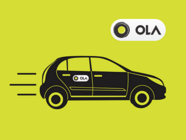 Ola cabbie drives arrested on Delhi's IGI airport