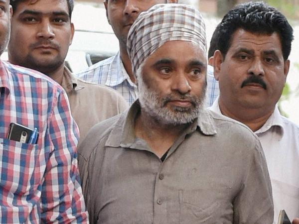 खालिस्तानी आतंकी हरमिंदर सिंह मिंटू की पटियाला जेल में मौत