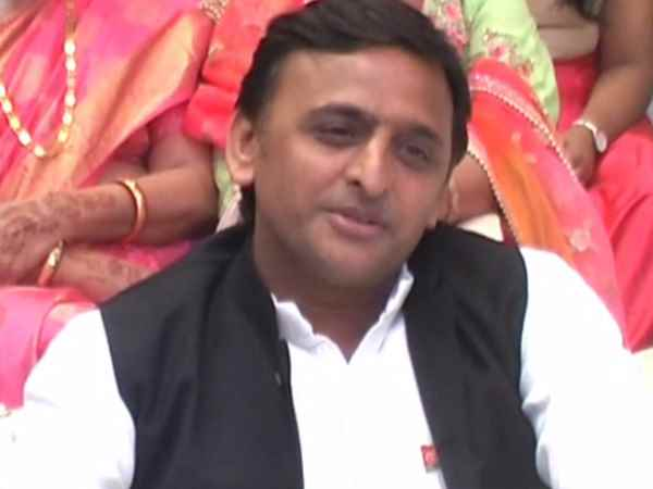 akhilesh yadav attacks on bjp in kanpur