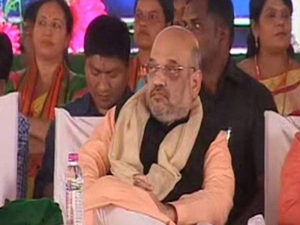 karnataka assembly elections 2018 amit shah cancels bellary rally not share stage with reddy brothers