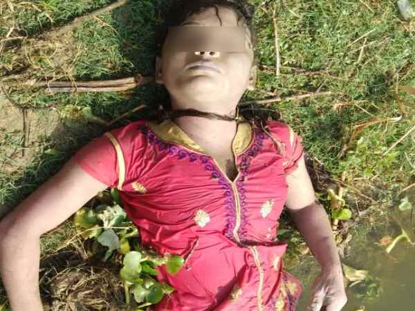 sultanpur BA first year student deadbody found in gomti river