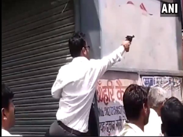 bharat bandh sc st protection act turn violent curfew firing