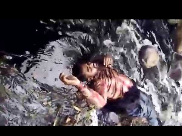 A Youth S Dead Body Found Beside River Rampur