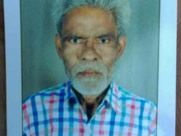 An old man suicide after police harrassed him in Lucknow