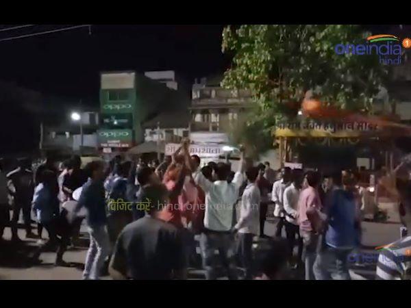 VIDEO: एमपी भाजपा प्रदेश अध्यक्ष को हटाए जाने पर कार्यकर्ताओं ने मनाया जश्न