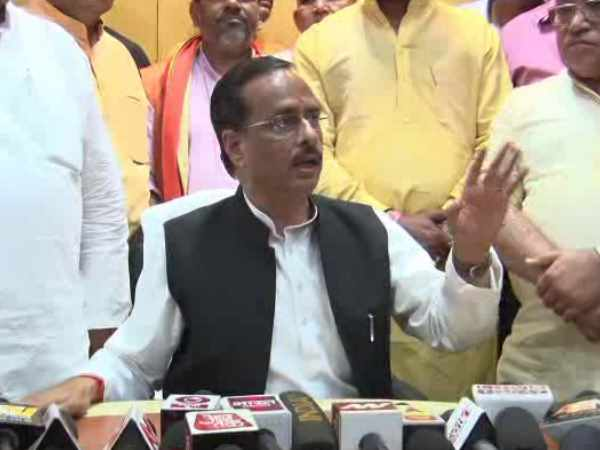 Deputy CM said about action taken against policemen in Unnao case