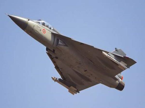 Indigenously developed Tejas successfully test fires BVR missile