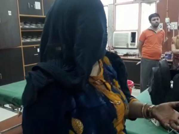 A woman gang raped by making hostage in Lucknow