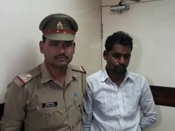 A woman raped by making hostage in Lucknow