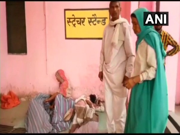 Moradabad district hospital allegedly refused to admit a injured