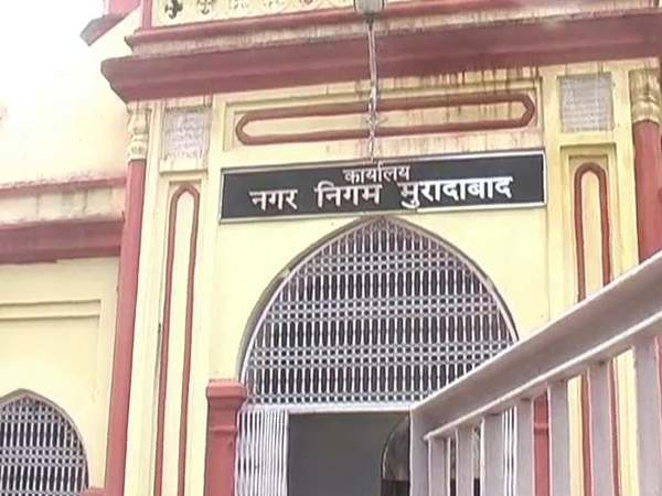 moradabad 20 crores fraud caught in municipal corporation
