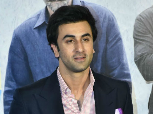 video: ranbir kapoor asked on camera, from where did you got these slippers