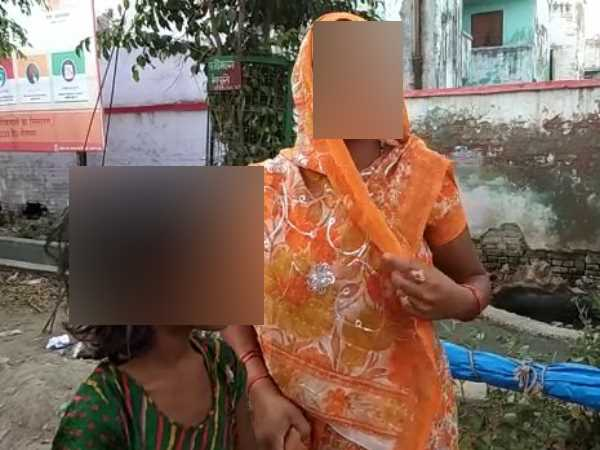 A thirteen years old boy raped a nine years old girl in Mainpuri
