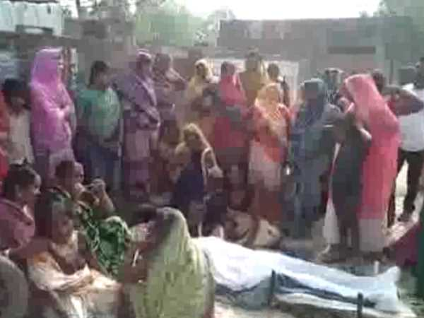 A daughter murdered in Mau, mother alleged rape with her