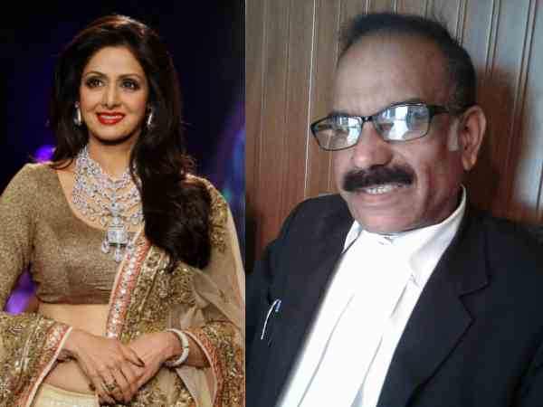 RTI to know about death of Sridevi by Bareilly activist
