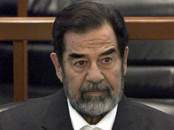 Image result for कब्र से गायब हुआ इराक के तानाशाह सद्दाम हुसैन का शव!