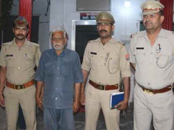 inami arrested in Sambhal