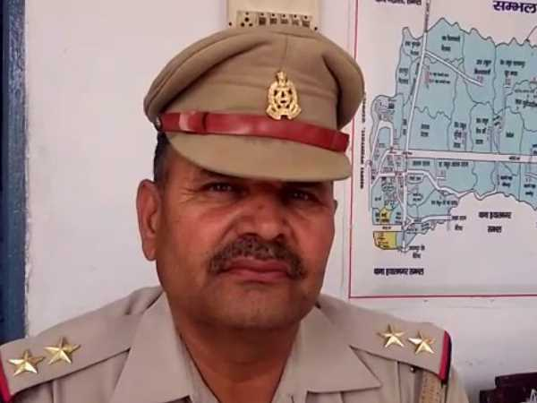 Cow smugglers tried to hit policemen in Sambhal