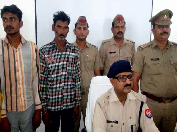 Shahjahanpur Police made the disclosure of the murder of a woman