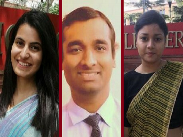 ankita mishra, anshu kumar and prashasti cleared upsc exam