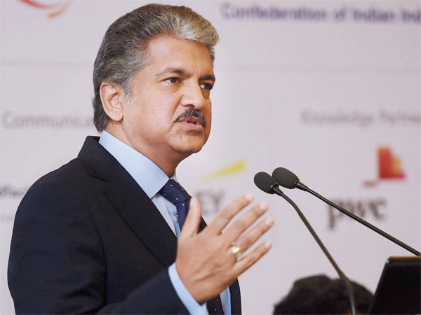 Anand Mahindra says I would volunteer unhesitatingly to execute rapists