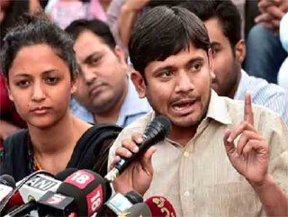 kanhaiya kumar and shehla rashid may contest loksabha elections in 2019