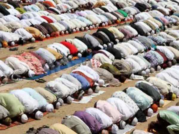 Friday namaz disrupted at 10 locations in Gurugram.