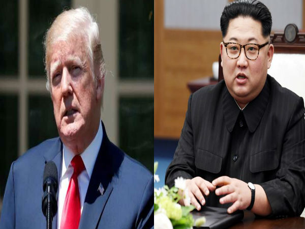 Donald Trump To Meet Kim Jong Un In Singapore On June 12