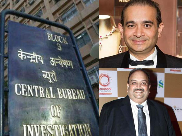 CBI has requested Interpol to issue red corner notices against Nirav Modi and Mehul Choksi.