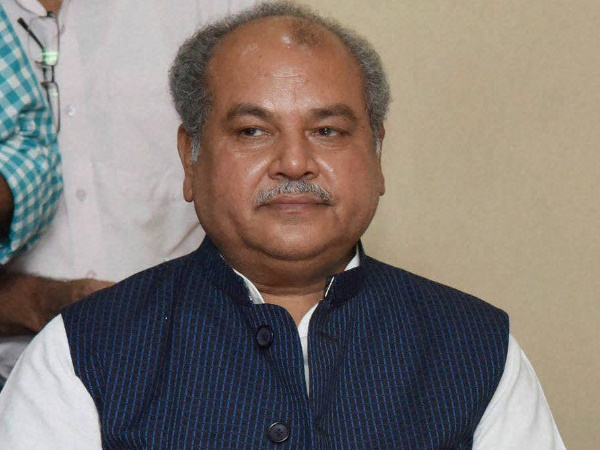 Union Minister Narendra Singh Tomar admit in aiims due to high sugar level