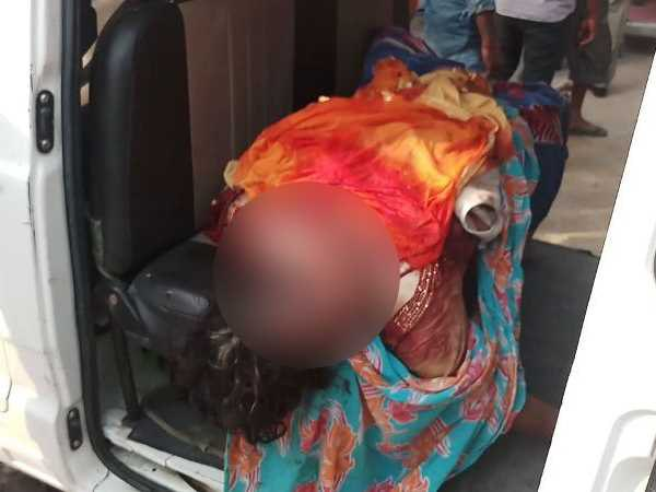 A Man Murder His Wife Then Try Suicide Saharanpur