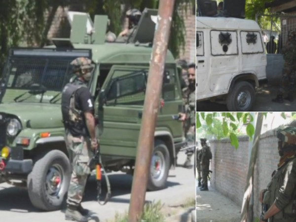 Jammu & Kashmir Terrorists hurl grenade at a camp of 34 Rashtriya Rifles in Kulgams Nihama